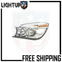 Headlight Lamp Driver Side (left Only) For 04-05 Buick Rendezvous
