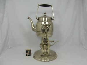 Schöne ORIVIT Jugendstil Tee Maschine / Art Nouveau  tea machine tea maker