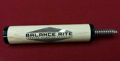 5//16x14 Joint Balance Rite FORWARD Weighted Cue Ext - BRF14 Cue Extension