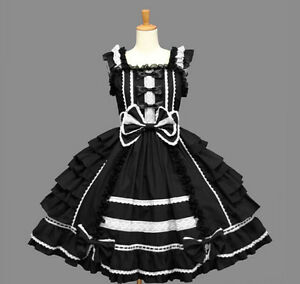 7f23b48231 Super Cute Girls Womens Lolita Princess Colorful Party Western Style ...