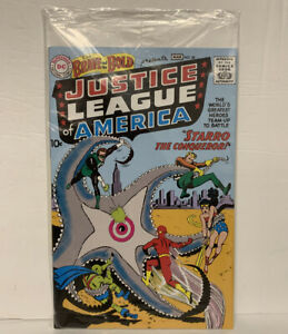 DC Loot Crate JUSTICE LEAGUE OF AMERICA Brave and the Bold Issue 28 New Sealed