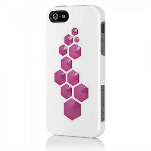 Incipio-CODE-for-iPhone-5-Optical-White-Charcoal-Gray-Cherry-Blossom-Pink