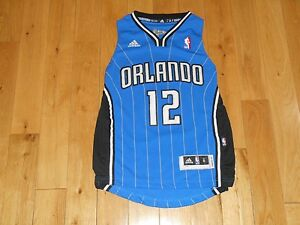 Details about adidas DWIGHT HOWARD Blue ORLANDO MAGIC Youth Womens NBA Team  Swingman JERSEY Sm eaebe1869
