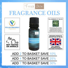 10ml Fragrance Oils - Candle, Bath Bombs, Soap Making, Wax Melt, Fragrance Oil
