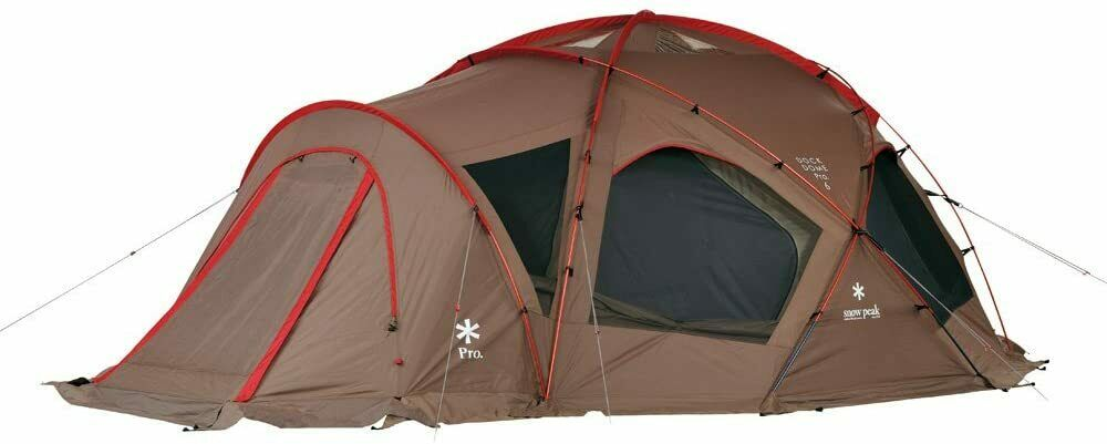 snow peak tent dock dome Pro.6 [for 6 people] outdoor camping SD-506