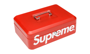 Image Is Loading Ds New Supreme Lock Box Fw17 Logo