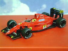 IXO 1/43 LA STORIA FERRARI 641/F190 #1 ALAIN PROST WINNER 1ST FRENCH GP 1990