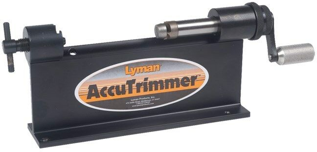Lyman ly7862130 Especial 50 Bmg Accu Trimmer con caso piloto Trim Envío Gratis