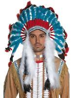 Indian Headdress Western Fancy Dress
