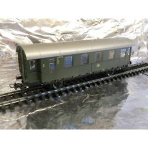 Piko-57630-Hobby-DB-2-Axel-Passenger-Coach-2nd-Class-1-87-H0-Scale