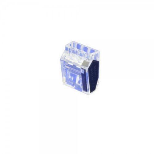 10 Stück 2-polig 2x2,5mm Dosenklemmen Verbindungsklemmen Klemmen PC252 Bemko 132