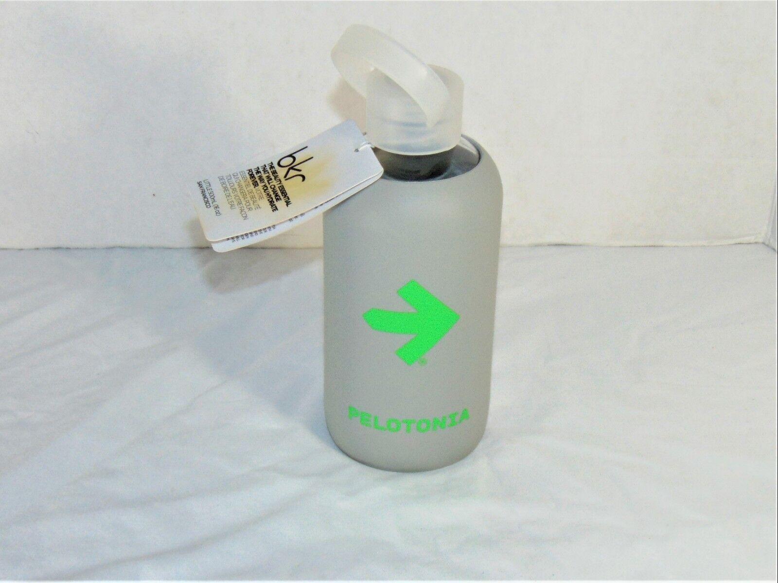 BKR Glass Bottle Soft 16oz Ben With Tags