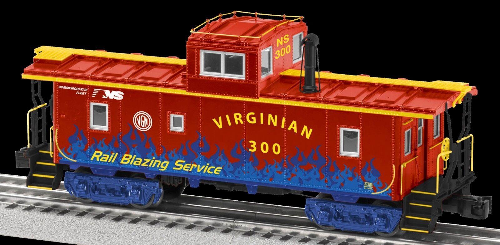 Lionel  27630 Virginian Heritage CA-4 Caboose Standard O <