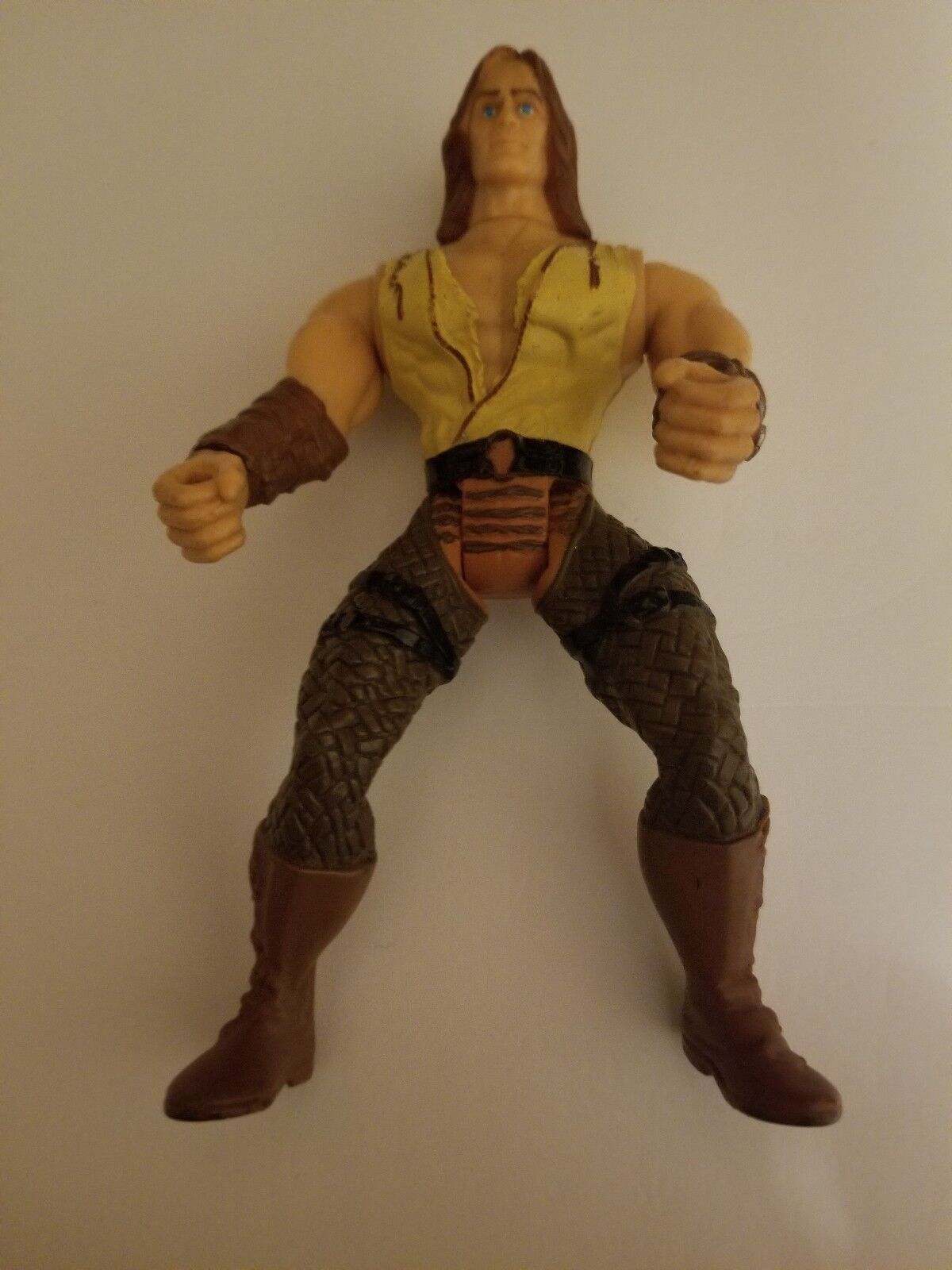 1996 Hercules The Legend Continues Action Figurine