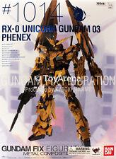 Gundam Fix Figuration Metal Composite RX-0 Unicorn Gundam 03 Phenex #1014 USA