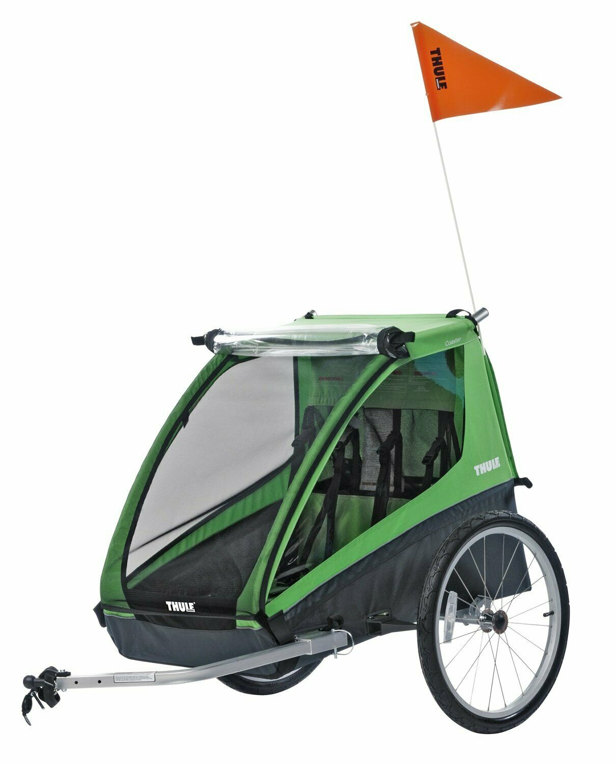 Thule Cadence Two  ld Carrier  Bicycle Trailer  luxury brand