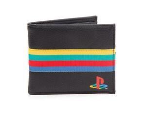 Sony-Playstation-Webbing-Bi-Fold-Wallet