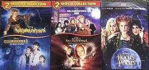 Atrevete-1-2-3-4-Dvd-Coleccion-Completa-Conjunto-Kriminalitat-beizukommen-nuevo-Disney-Divertido