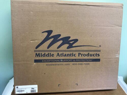 "Middle Atlantic 2U 2 Space Rack Shelf 14-3//4/"" Deep Black"
