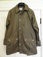 Battenwear Cloudburster Jacket- Olive Poly Ripstop size medium