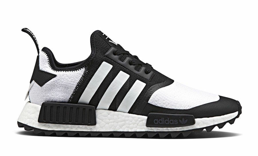 Adidas WM NMD Trail PK White Mountaineering Size 11.5. CG3646 yeezy ultra boost