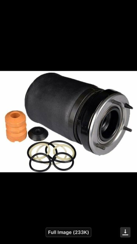 BMW Front Air Shock Kits 4.8is