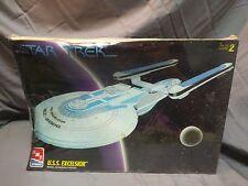 Star Trek U.S.S. Excelsior AMT ERTL Model Space Ship Kit #6630 1994 NCC-2000