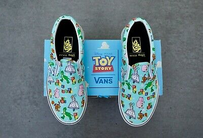 vans france toy story