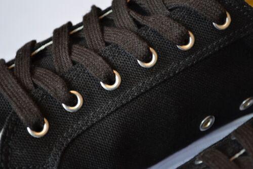 White Sz Eu Black Shoes Rim Uk 41 Flats Lyle Scott Pumps Deck 7 New Canvas BwF8gqTvx