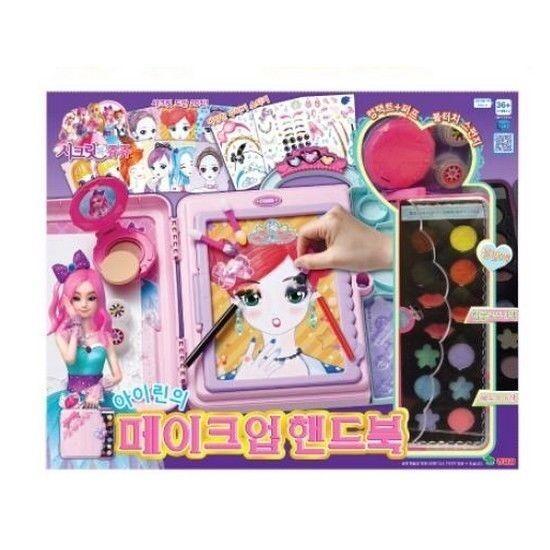 Youngtoys Secret JOUJU Irene's Makeup Handbook