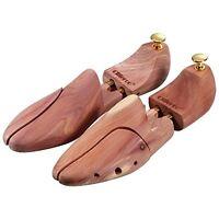 Ollieroo® Men's Adjustable Shoe Tree Cedar Wood Shaper (10-11), New, Free Shipp on sale