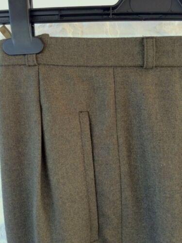 Uk12 Suit verde Paul Costelloe oliva pantaloni per vawxIZq71