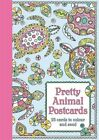 Pretty Animal Postcards by Felicity French 9781780554020 Cards 2015