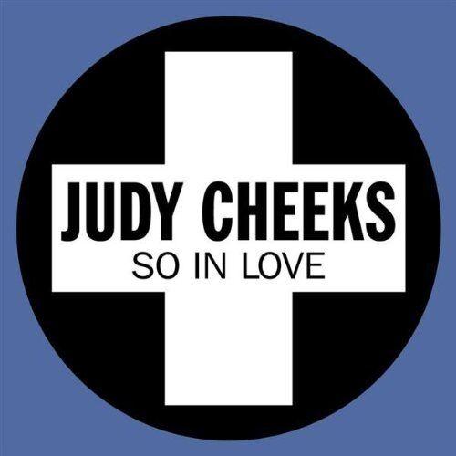 Cheeks Judy-So in Love CD Single, Import  New