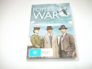 Foyle-039-s-War-Season-7-Seventh-Season-DVD-Free-Postage