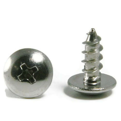 "Sheet Metal Screws Stainless Steel Phillips Truss Head #8 x 7//16/"" QTY 50"