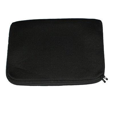 S6 15,15.4,15.6 Pulgadas Bolsa Funda Malla Negra de Ordenador Portatil Notebook