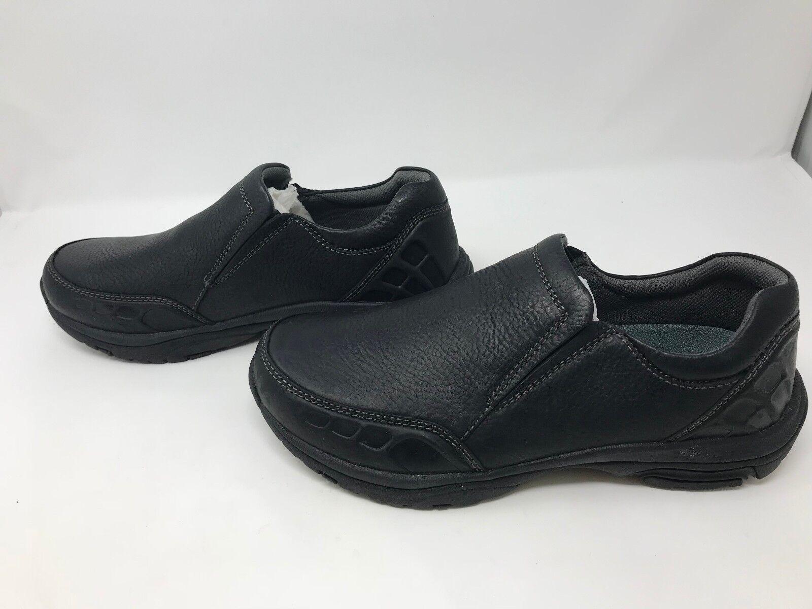 Men's Eastland Colin Slip On Black Loafer Size 8.5              12B
