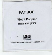(BO607) Fat Joe, Get It Poppin' - DJ CD