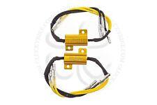 Resistors LED Turn Signal Flash Control Load Hyper Flash Blink Blinker Bulb