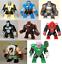 ** NOUVEAU ** Personnalisé-Big Fig-EPIC Block Figures Minifigures-DC Comics