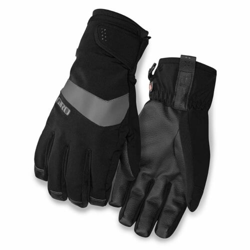 Cycling Gloves Full Finger Giro Proof Freezing Weather 2016 Black XL Waterproof