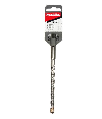 Plus Performance Masonry Concrete Brick Drill Bits 4mm to 26mm Makita SDS