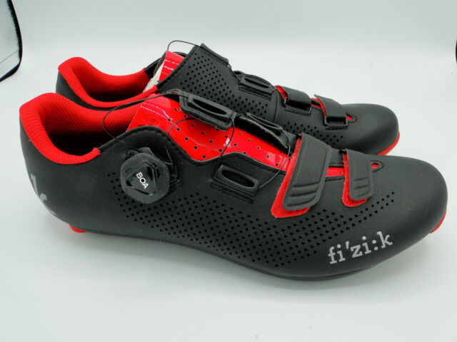 Fizik M4b Uomo Boa Black/red Size 46