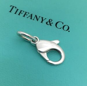 bbe8cdd46b7a8 Tiffany & Co Sterling Silver Lobster Claw Clasp for Repair Lost or ...