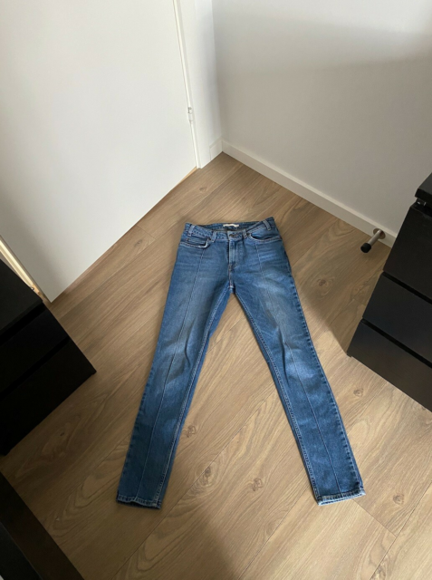 Jeans, Levi's, str. 28,  Blå,  Denim,  God men brugt, Denim…