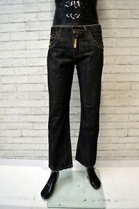 Jeans-TIMBERLAND-Uomo-Taglia-Size-44-Pantalone-Pants-Cotone-Regular-Nero-Hose