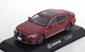 1-43-Kyosho-Lexus-LS460-F-Sport-2015-redmetallic