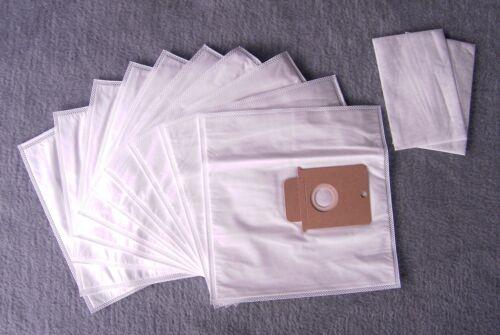 anthères 10 sacs pour aspirateur pour AEG vampires tc Carpetto 2 Filtre Comfort