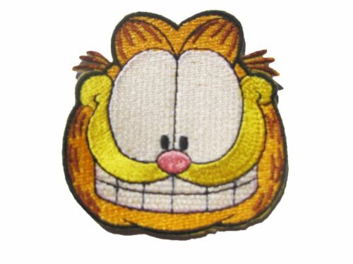 GARFIELD embroidered badge Patch